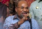 Pernyataan Gubernur Papua, Terkait Kursi Wagub Papua